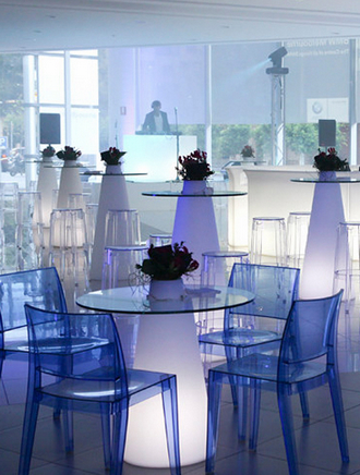 China Kartell La Marie Ghost Chair Dining