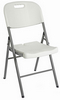 China portable plastic folding chair