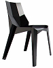 China Replica Modern Design Outdoor Stack Bonaldo Poly Chair