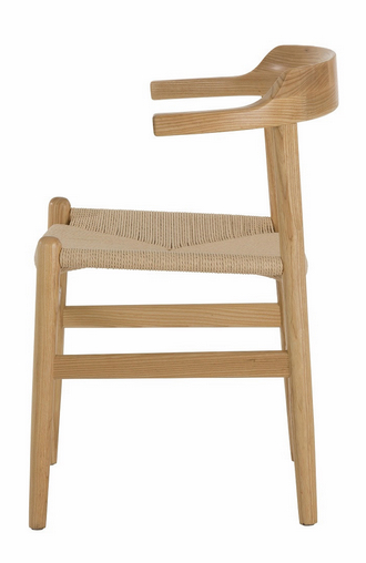 China hay hans wegner wood dining chair PP68