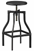 China metal turner bar stool