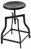China metal turner stool
