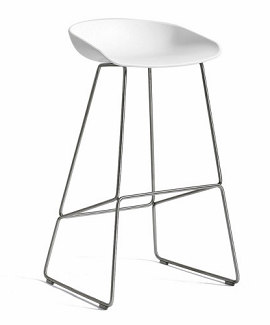 China replica copy modern design AAS wire bar stool