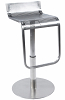 China modern designer furniture steel stool lem