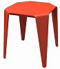 China new design modern patio outdoor garden stool coffee table