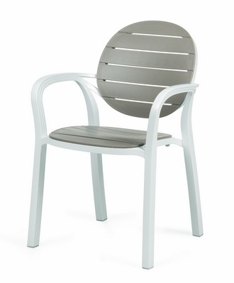 china copy stackable outdoor patio plastic arm chair palma