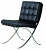 china modern design barcelona dining chair