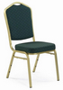 china classic metal aluminum stacking banquet chair