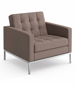 china florence knoll settee sofa