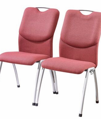 china stackable interlocking linkable aluminium chair