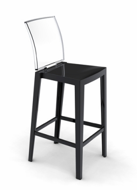 China Replica Kartell One More Please Ghost Stool
