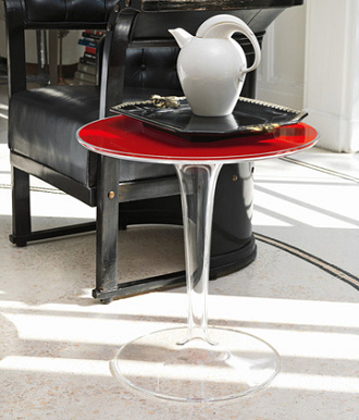 china replica kartell tip top side end coffee table