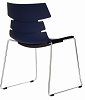 China modern design plastic dining chair