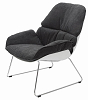 China modern design soft lounge chair