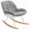 China modern design soft rocking chair