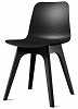 china modern design plastic grid dining chair