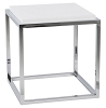 Modern design stacking stackable steel coffee table