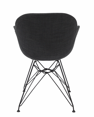 China modern design soft dining armchair