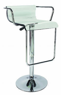 China italy design gas lifter height adjustable vertigo bar chair