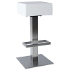 China modern design steel upholstered bar stool
