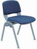 china plastic link interlock connectable stackable chair