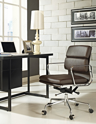 China eames office chair soft pad