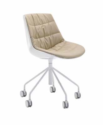 China replica copy italy mdf flow office chair