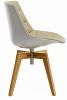 China replica copy italy mdf flow chair
