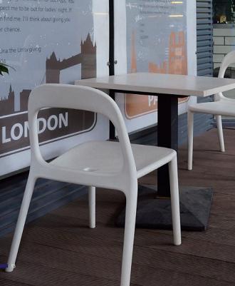 Brand-new china replica modern design ikea urban chair dining GL26
