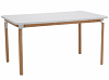 China replica magis steelwood dining table