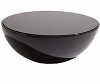 China modern design fiberglass coffee dome table