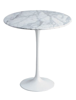 Saarinen Tulip Round Side End Coffee Table