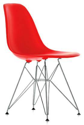 China replica vitra eames dsr side chair for Replica vitra eames