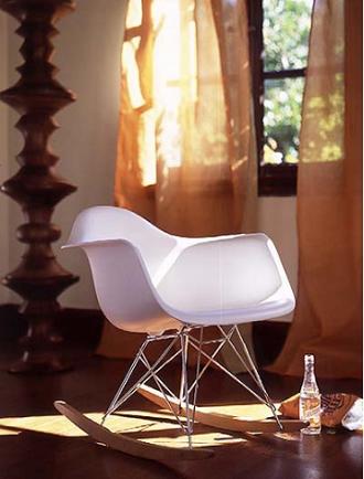 China replica vitra eames rar rocking chair for Replica vitra eames