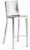 China Replica Steel Chrome Emeco Hudson Stool