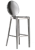 China Replica Steel Chrome Emeco Kong Bar Stool