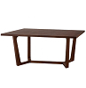 china wood dining table